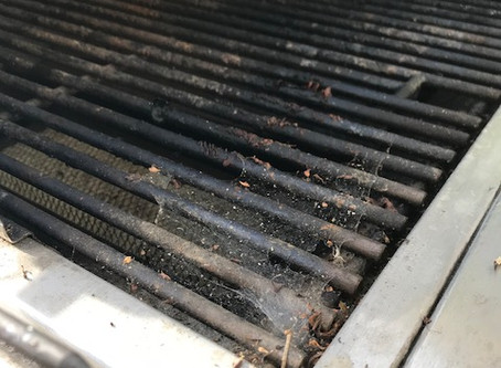 How Proper Grill Cleaning Can Make You The Life Of The Party