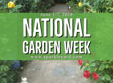 National Garden Week - Every Home Needs A Garden!