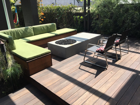 Trending Deck Styles in Los Angeles