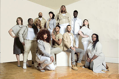 The Gold Vocal Collective - Promo Pic 12