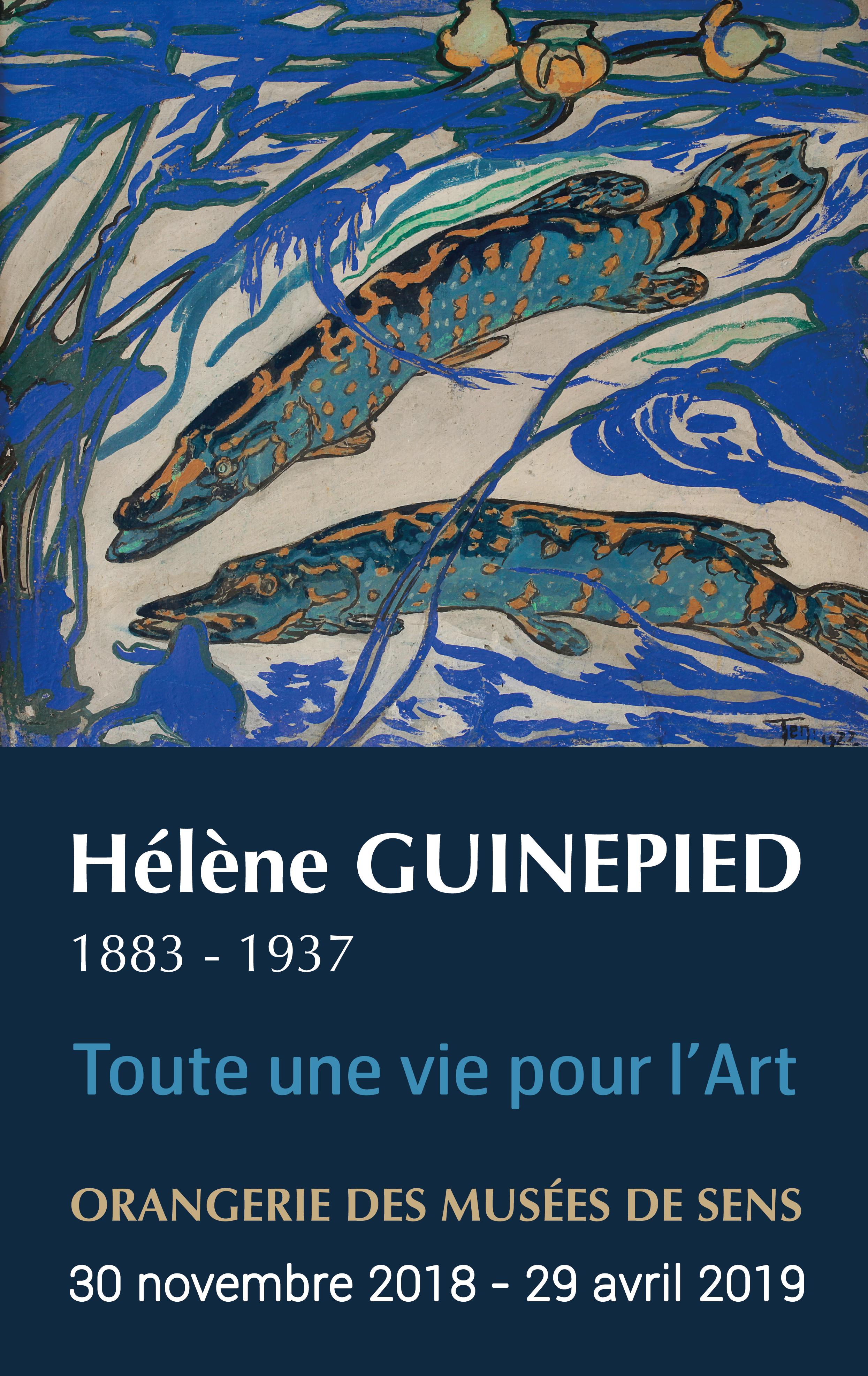 Hélène Guinepied, exposition