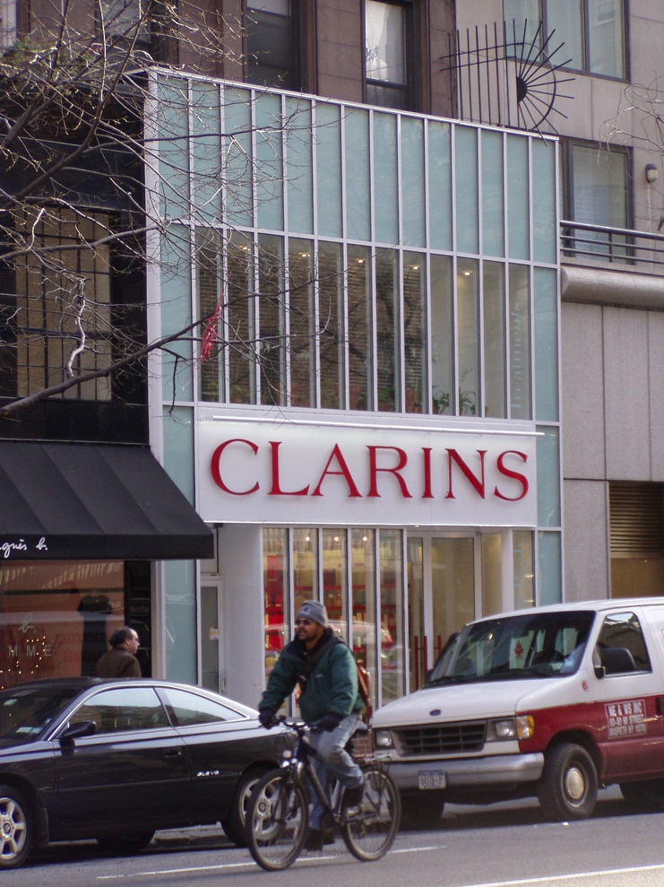 Clarins New York
