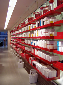 Clarins New York