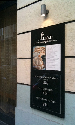 LIZA, Paris