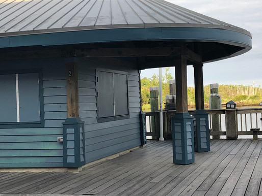A Visitor Information Center Worthy of Wilmington