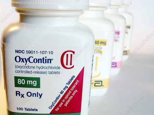 Opioid Crisis Data, Wilmington NC Region