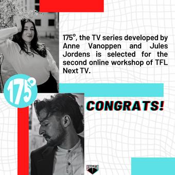 Congrats Anne & Jules!