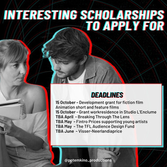 Interesting scholarships to apply for