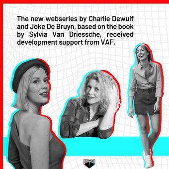 Congrats Charlie, Joke and Sylvia!