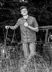 graduate man bw 1 carolina rose photogra