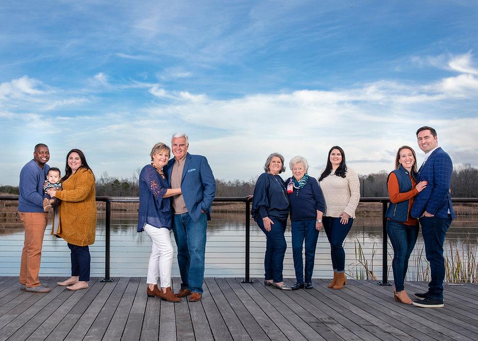 family portriat  WEB carolina rose photo