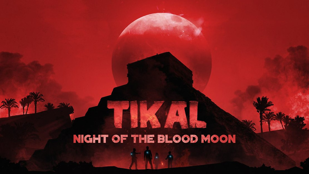 Tikal Night Of The Blood Moon