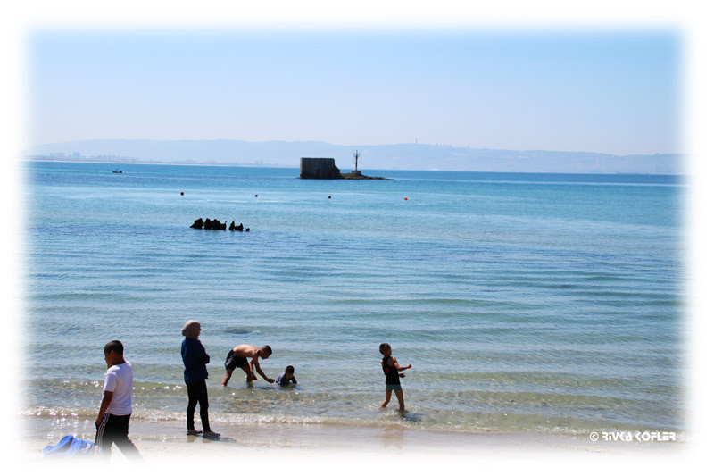 עכו - חוף הים