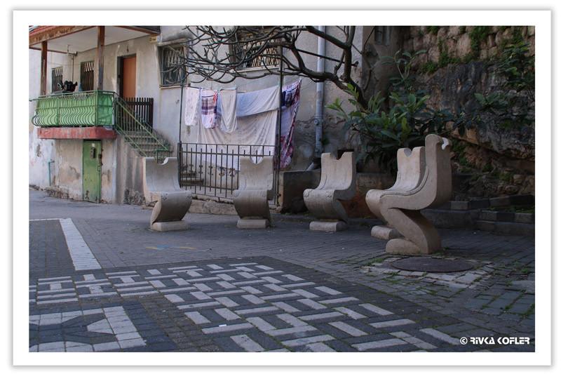 פסל סביבתי, ואדי ניסנאס
