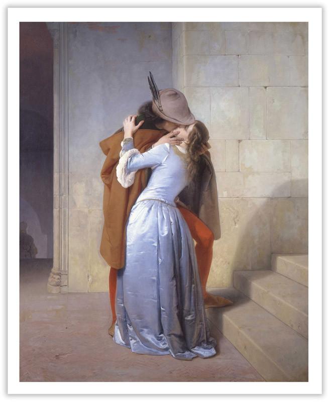 Francesco Hayez | The Kiss