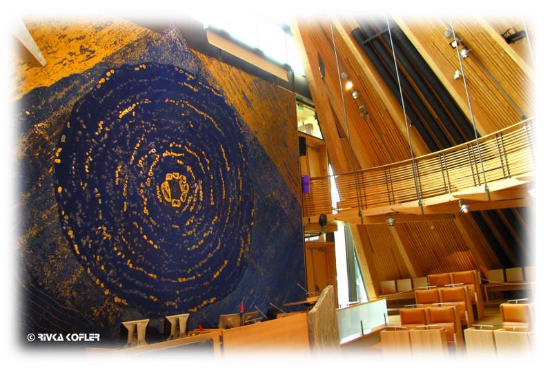 מעגל בפרלמנט הסאמי