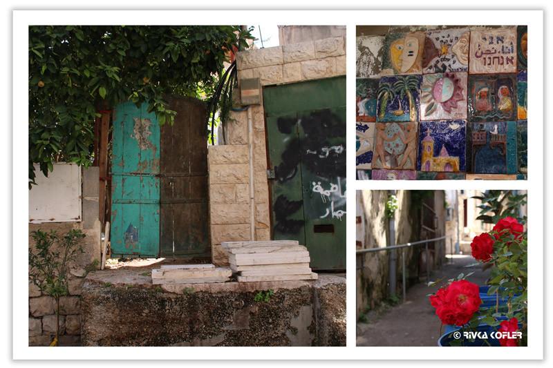 ואדי ניסנאס, חיפה