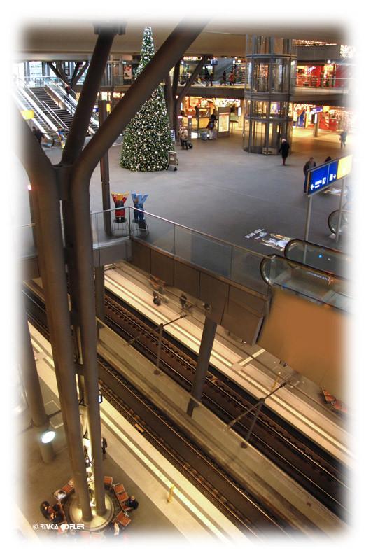 התחנה המרכזית ברלין