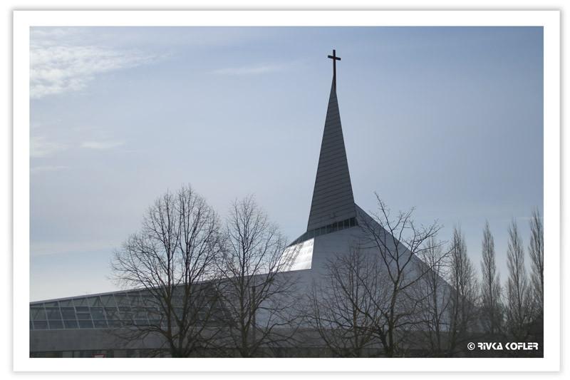 הכנסיה המתודיסטית