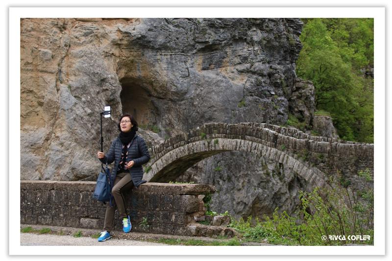 סלפי עם גשר