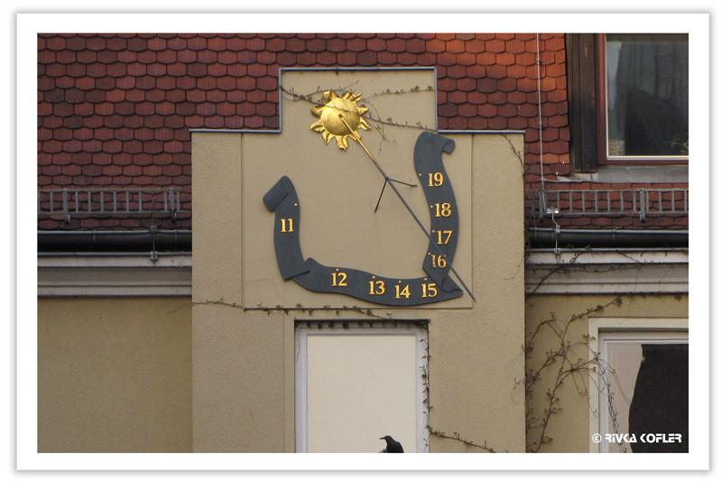 שעון שמש, ברלין