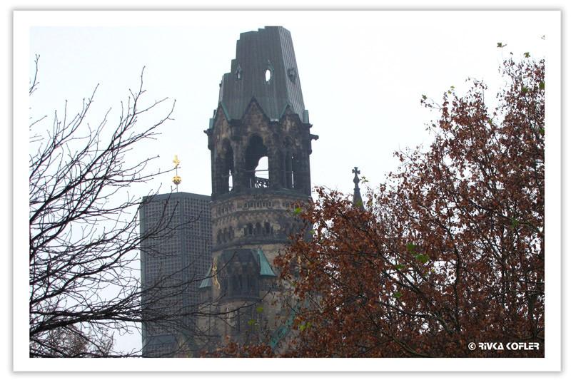 הכנסייה השבורה בברלין