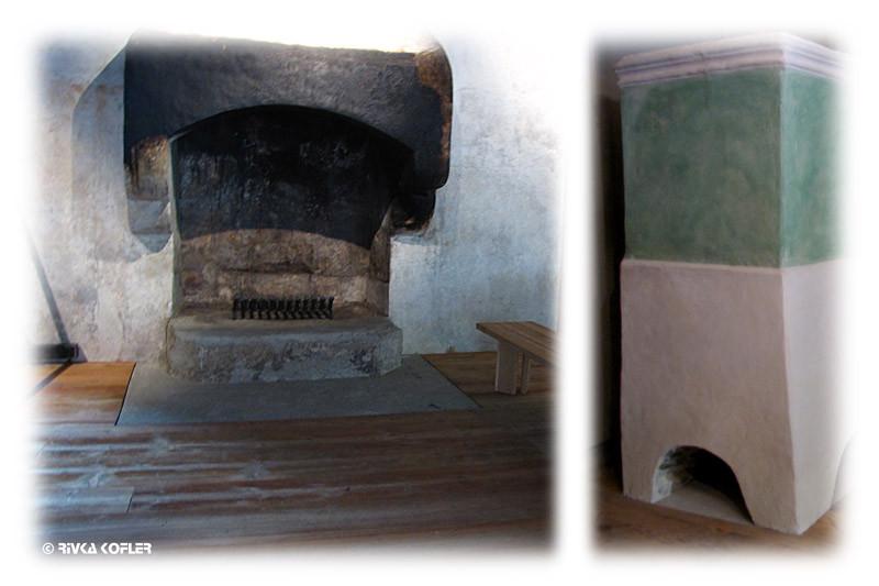 תנורים עתיקים