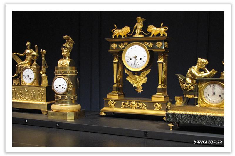 שעונים מתקופת נפוליאון
