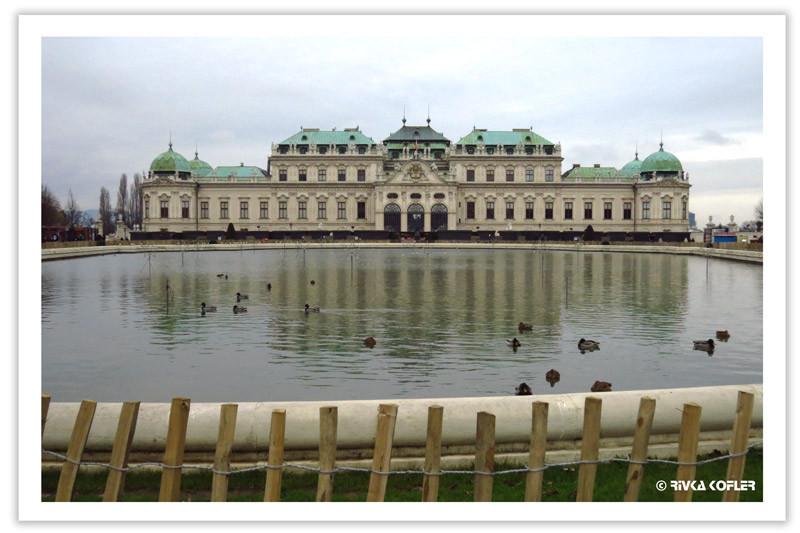 ארמון אובר בלוודרה, וינה