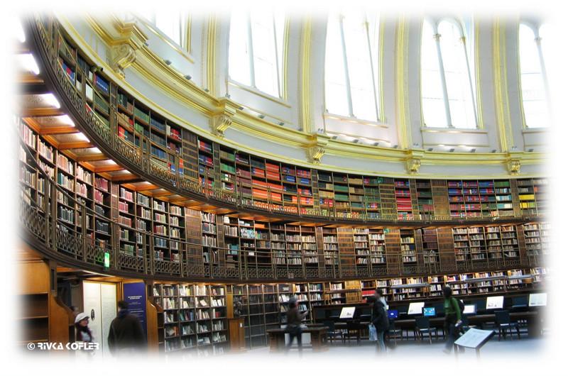 הספריה הלאומית הבריטית