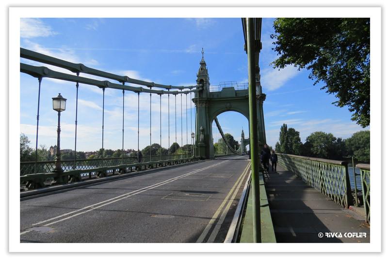גשר המרסמית' בלונדון
