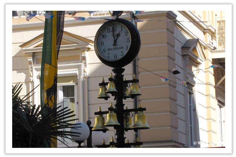 שעון פעמונים
