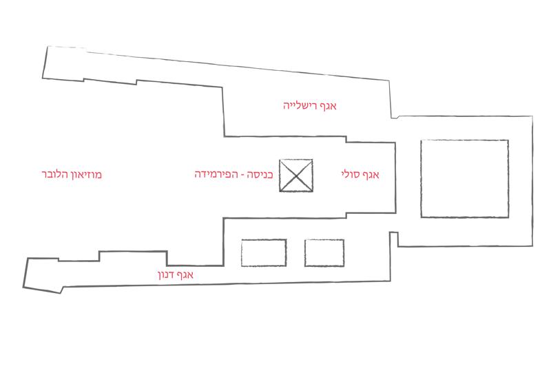 מפת הלובר