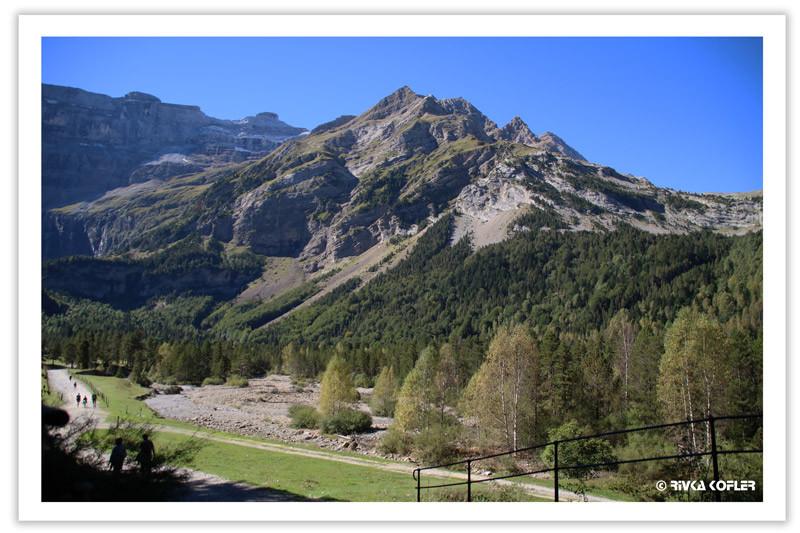 הרים, שביל הליכה
