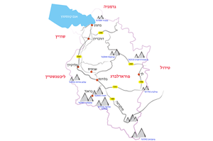 מפת פוארלרברג