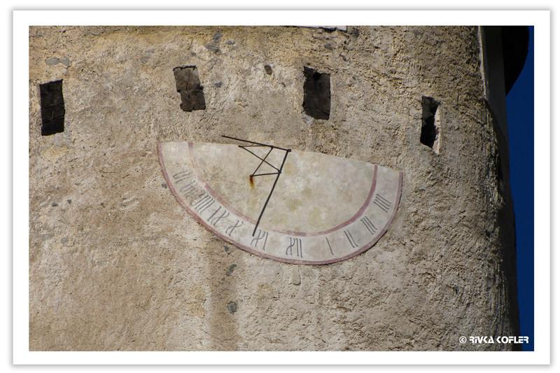 שעון שמש באוסטריה