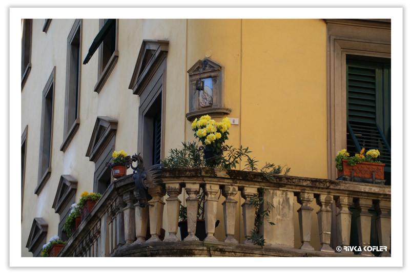 מרפסת צהובה