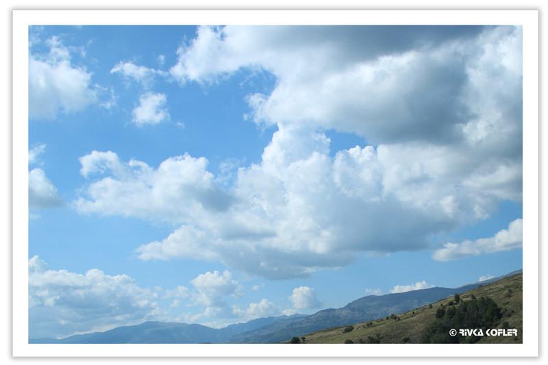 עננים כבדים