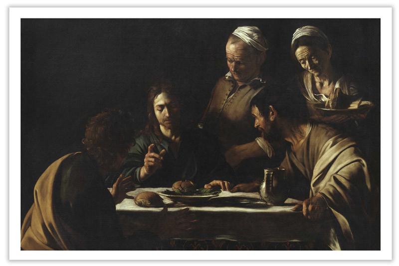 Caravaggio | Supper at Emmaus