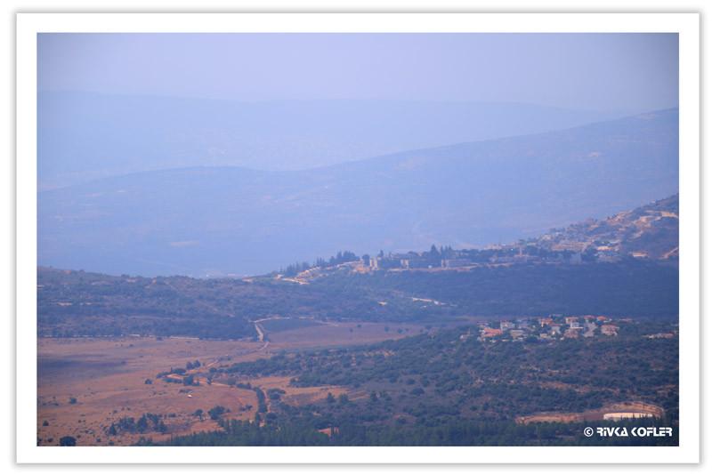 אוויר הרים במצפה הימים