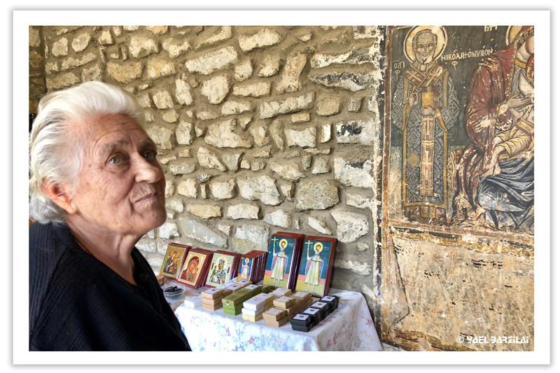 במנזר של סיינט ניקולאי