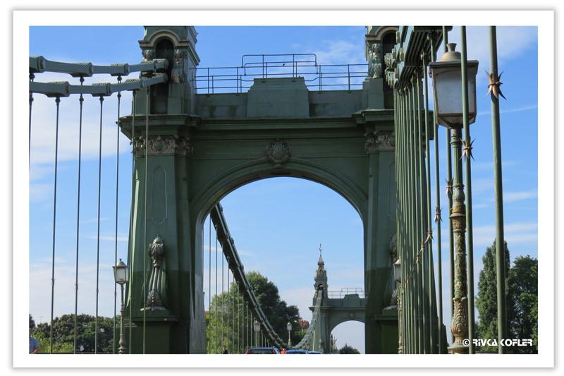 גשר האמרסמית, לונדון
