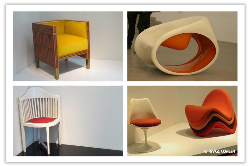 כסאות אמנותיים
