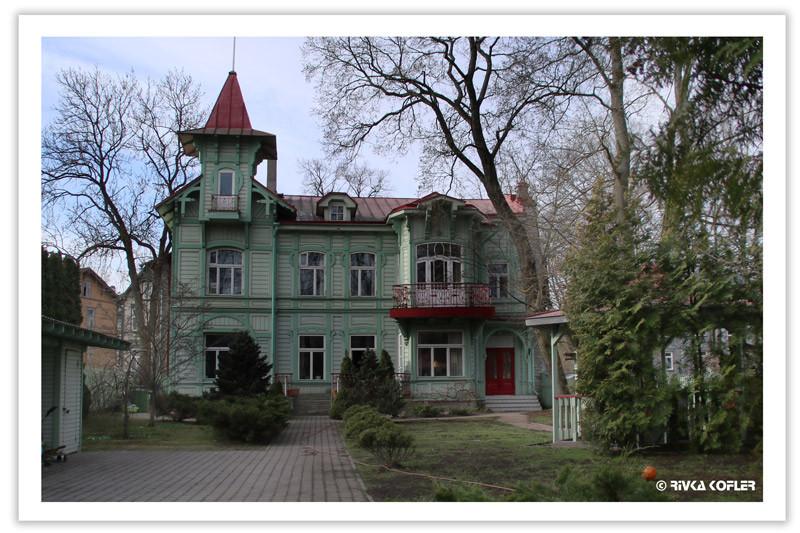 בית קיץ בסגנון נורדי