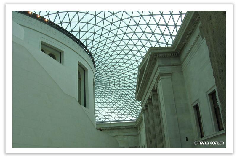 חצר המוזיאון הבריטי