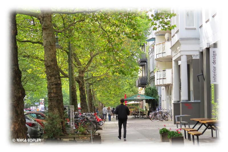 רחובות ברלין