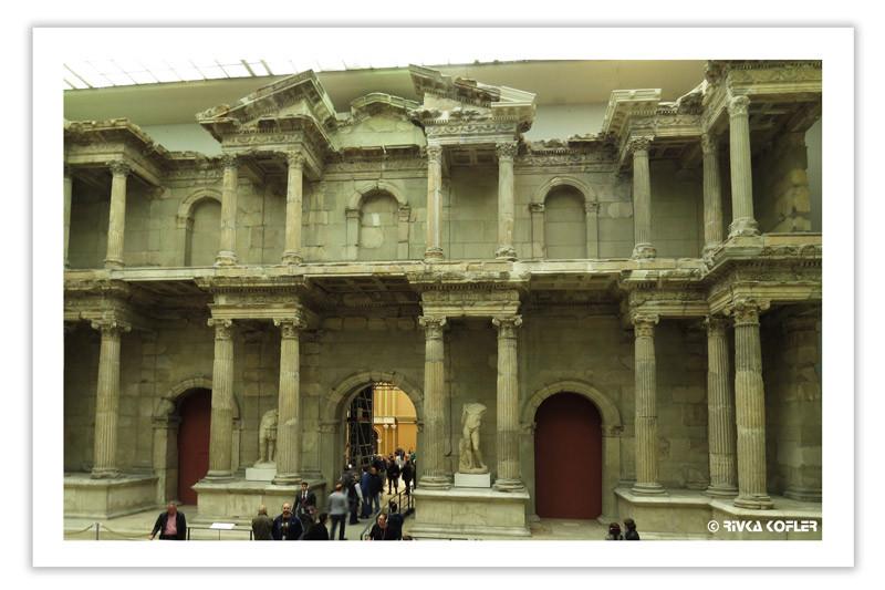 שער השוק של מילטוס, יוון העתיקה