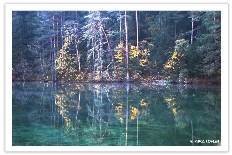 האגם המכושף