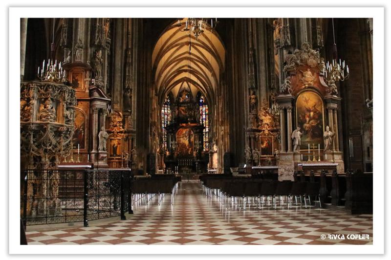 כנסיית סן סטפן, וינה