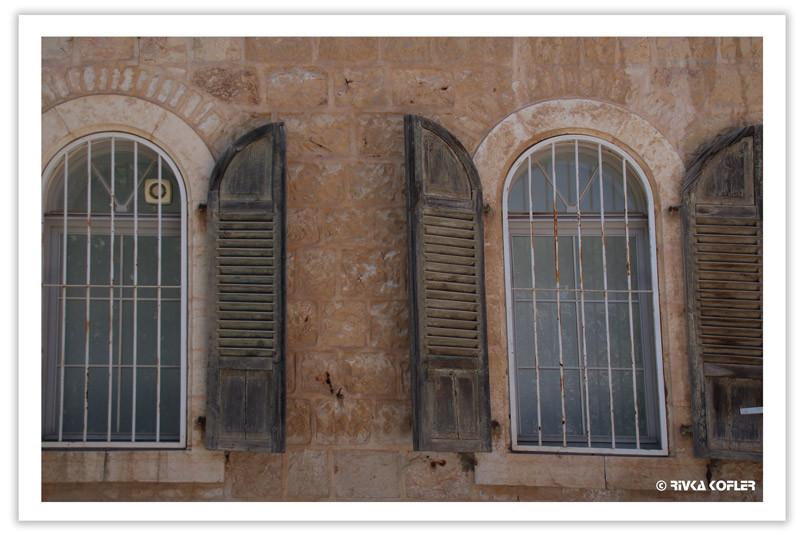 חלונות קמורים